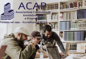 Corso abilitante Amministratore di Condominio ACAP